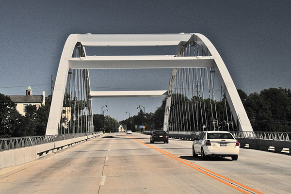 Morgan Street Bridge
