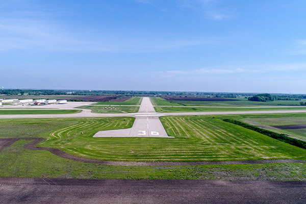 Whiteside County Airport Taxiway Rehabilitation